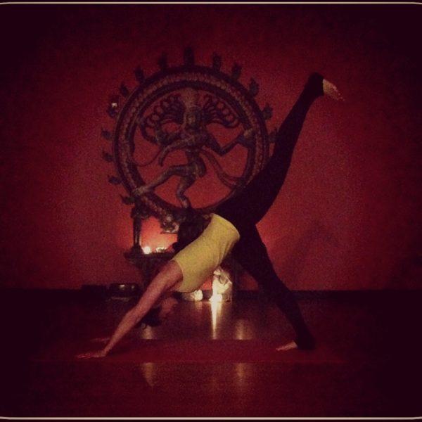Yin (zen) Yoga