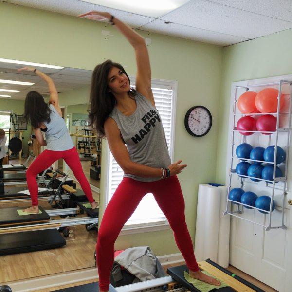 Pilates Training: Weekend II