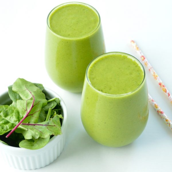 Anti-Inflammatory Power Green Smoothie