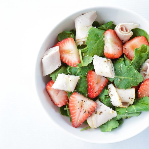 The Perfect Pre-Workout Salad