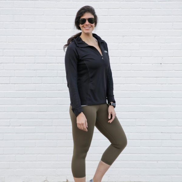 HAVEN Collective / Olive Contour Legging