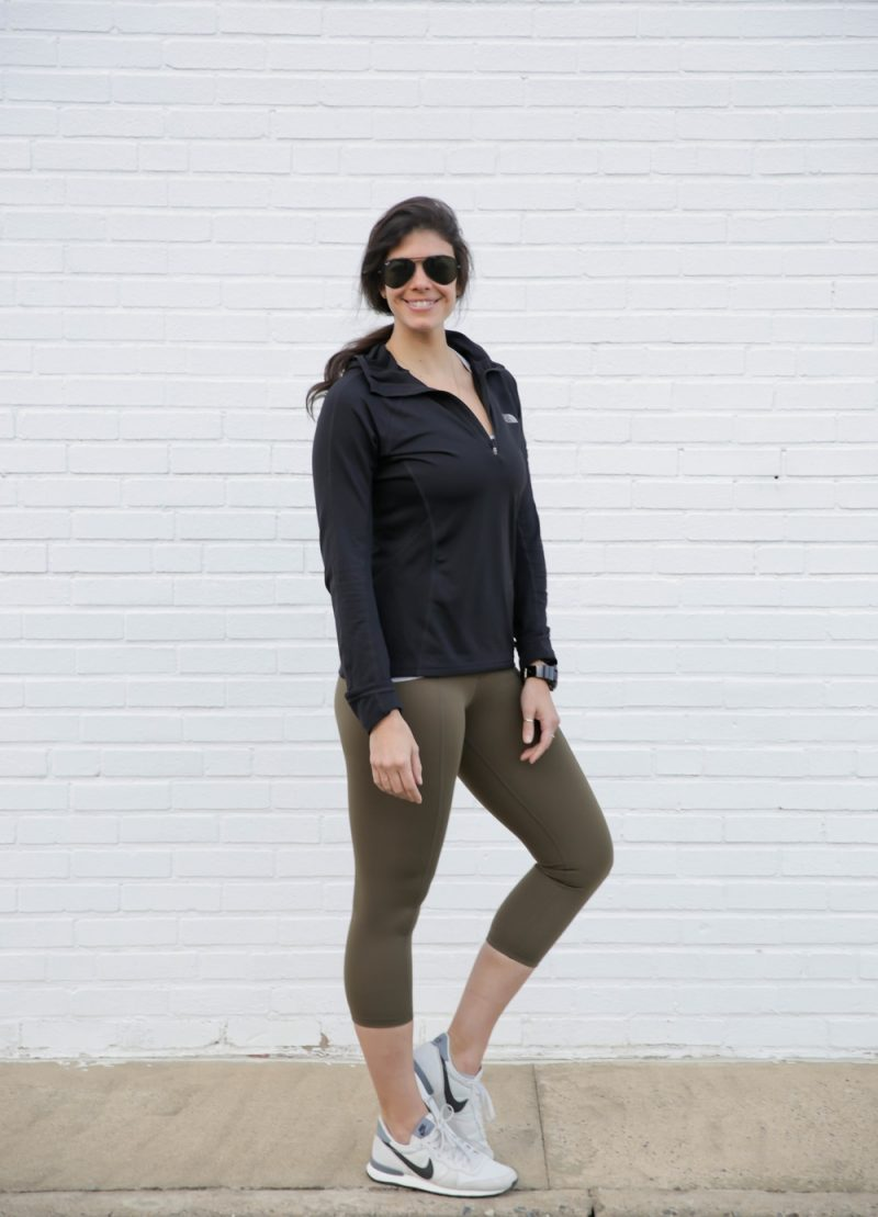 Haven Collective - Olive Green Leggings - Lauren Schwaiger