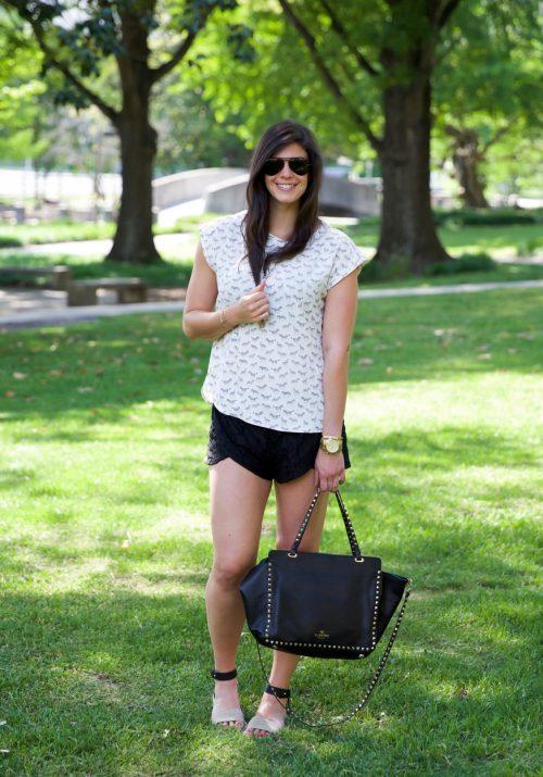 Lauren Schwaiger style blog - Charlotte blogger