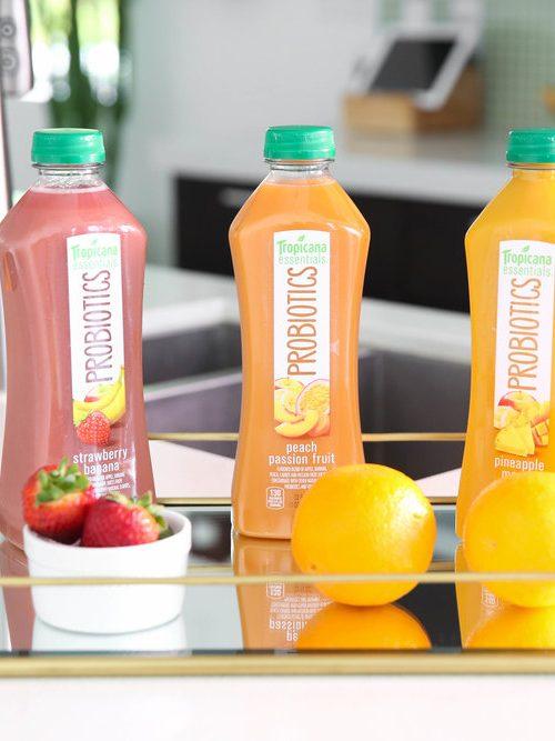 Tropicana Probiotics Juice - Lauren Schwaiger