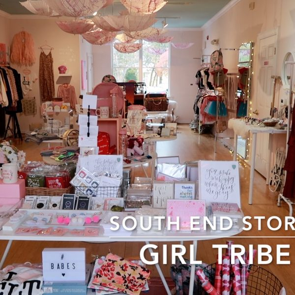 Girl Tribe South End Holiday Pop-Up Store