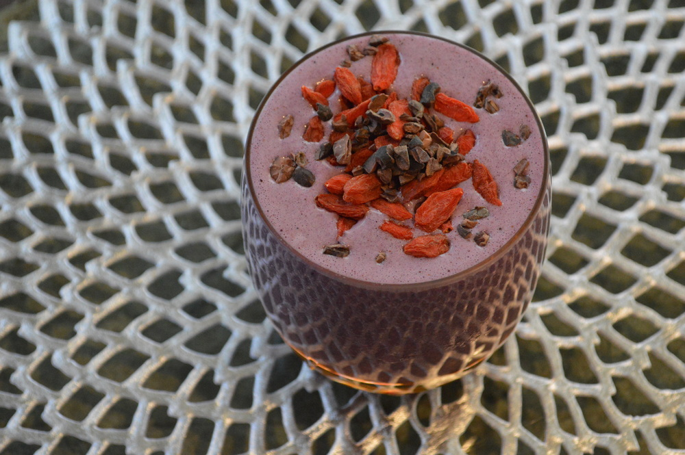 Youthberry Beauty Smoothie