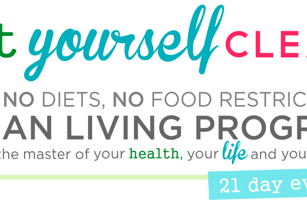Eat Yourself Clean – 21 Day (No-Diet) Program