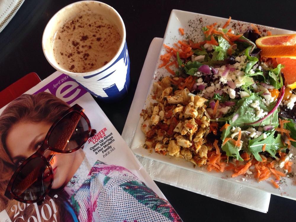 Rush Espresso - Chicken Salad