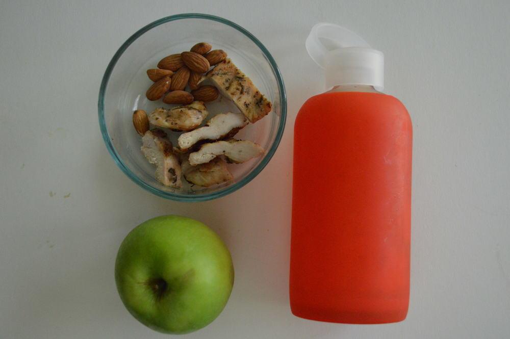 Clean Eating on the Go - laurenschwaiger.com