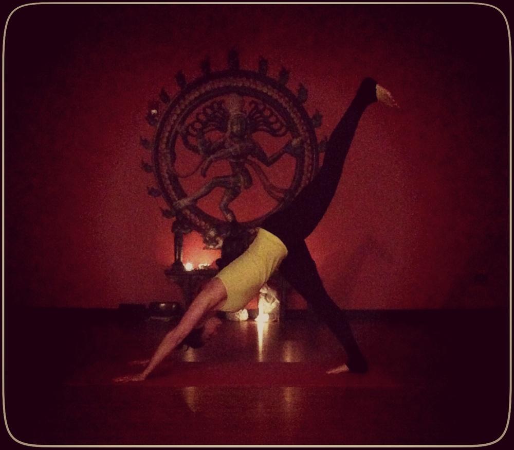 Yoga - Lauren Schwaiger