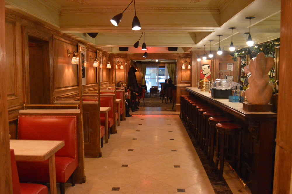 The Marlton Bar