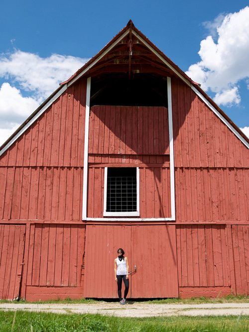 red barn - park city, Utah - Lauren schwaiger travel blog