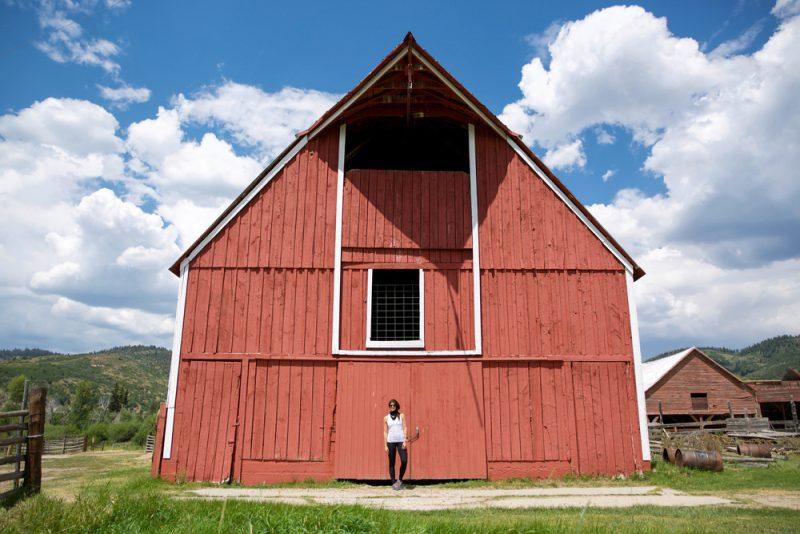 red barn - park city, Utah - Lauren schwaiger travel blog
