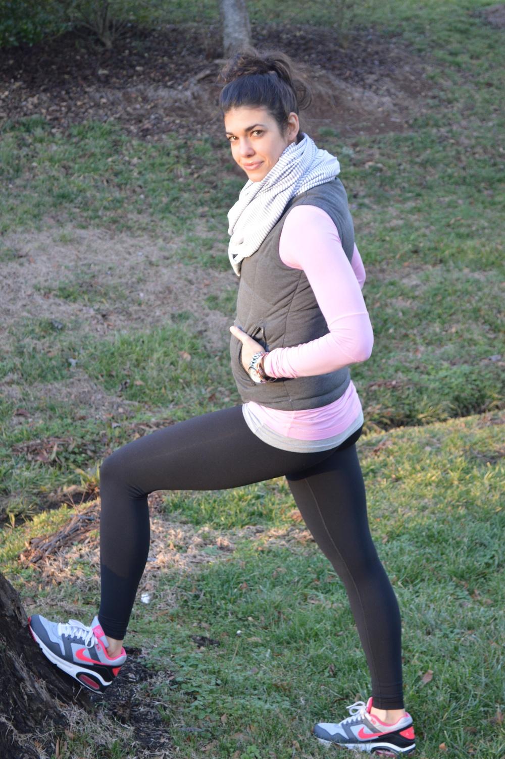 Fitness Casual Style | Lauren Schwaiger