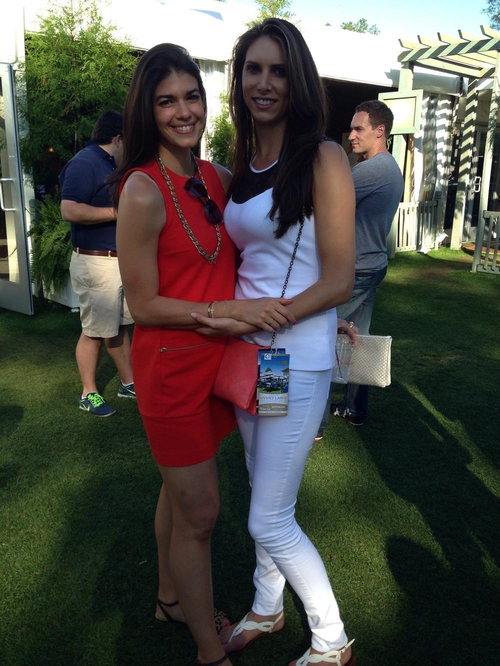 LS & MG - golf tourney 2014