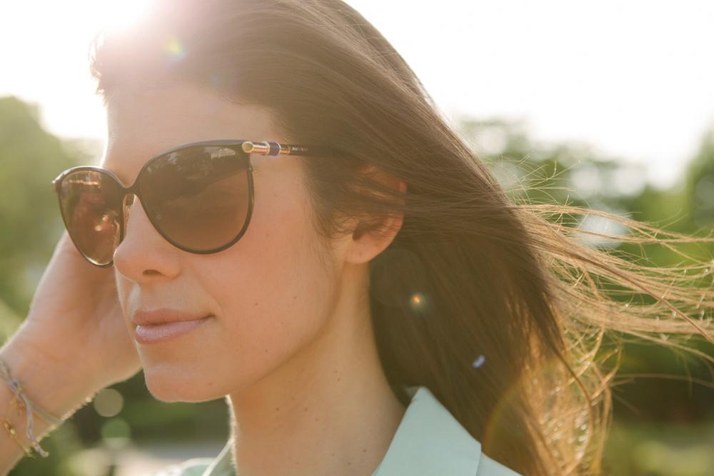 Jimmy Choo Sunglasses - Lauren Schwaiger