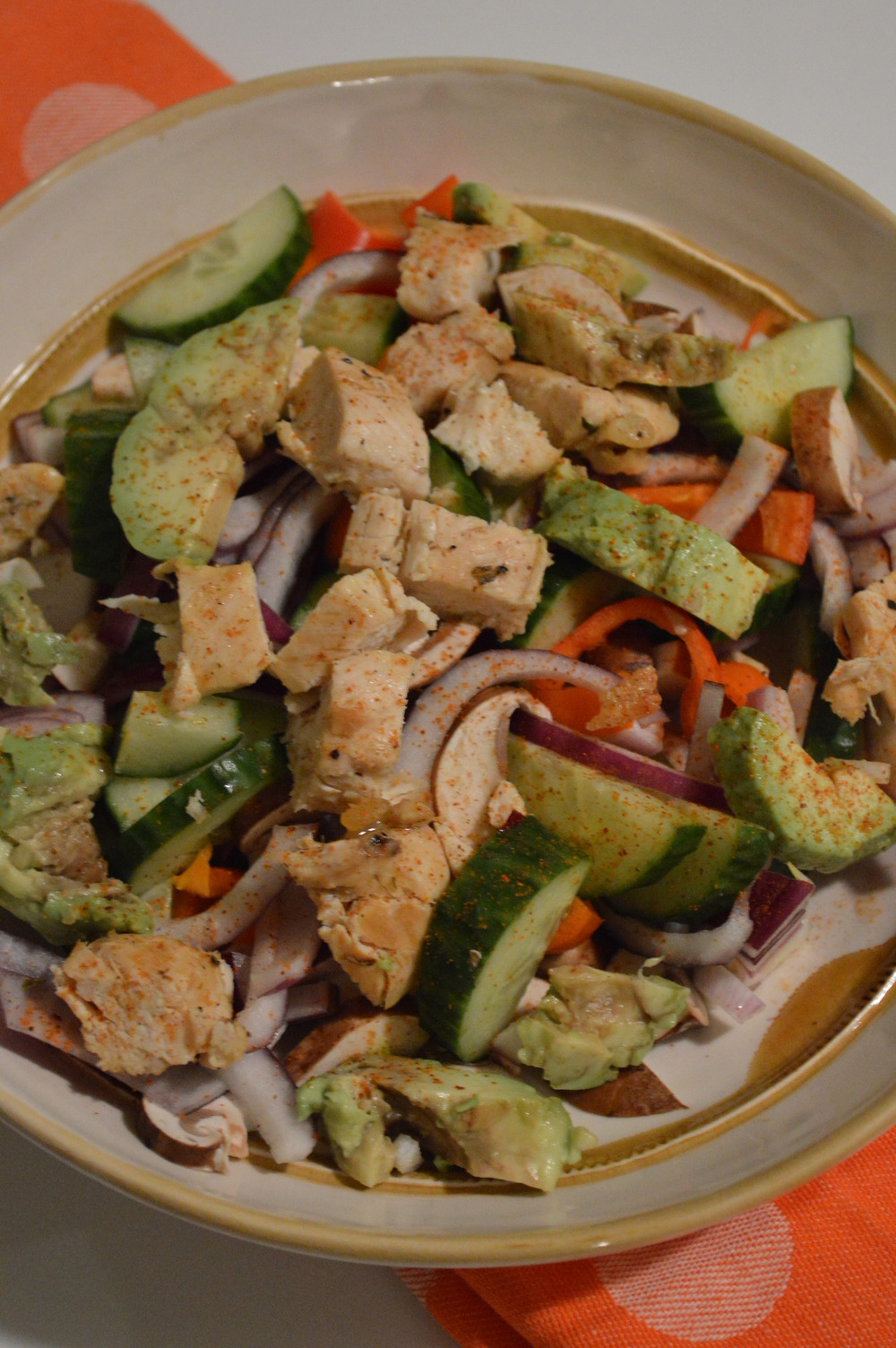 Chicken & Veggies