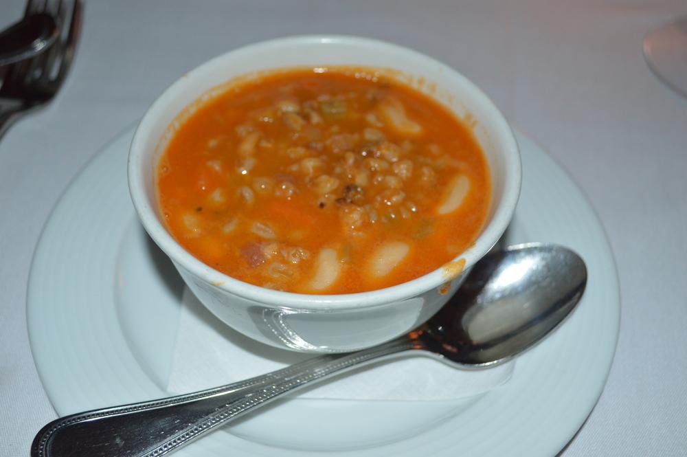 Toscana - White Bean + Farro Soup