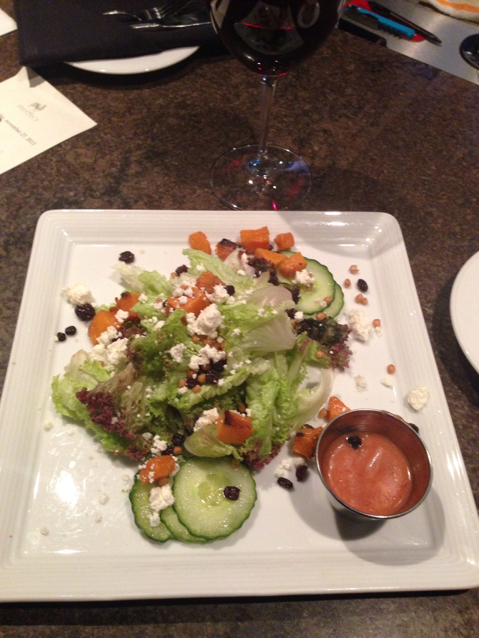 Roosters Salad