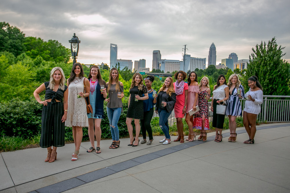 Becoming Fearless Style Collective Meetup at Vivace Charlotte