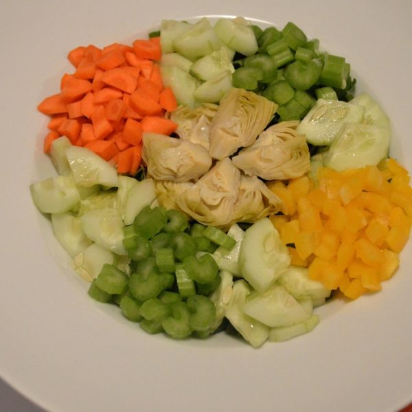Health & Beauty Detox Salad