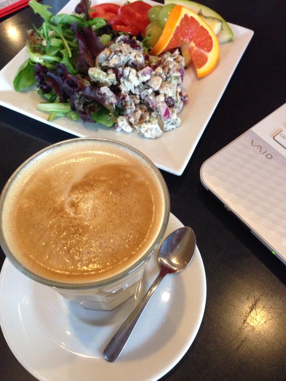 Rush Espresso, CLT -