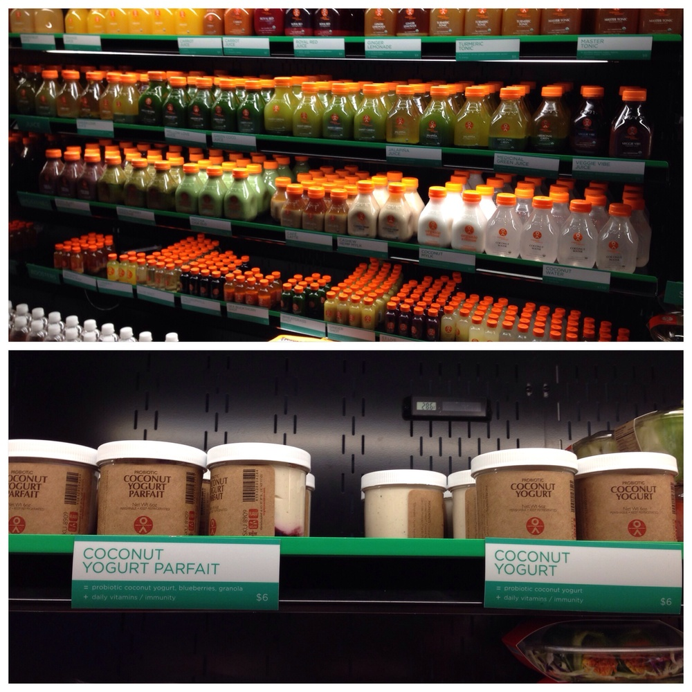 Organic Avenue - Juices & Smoothies
