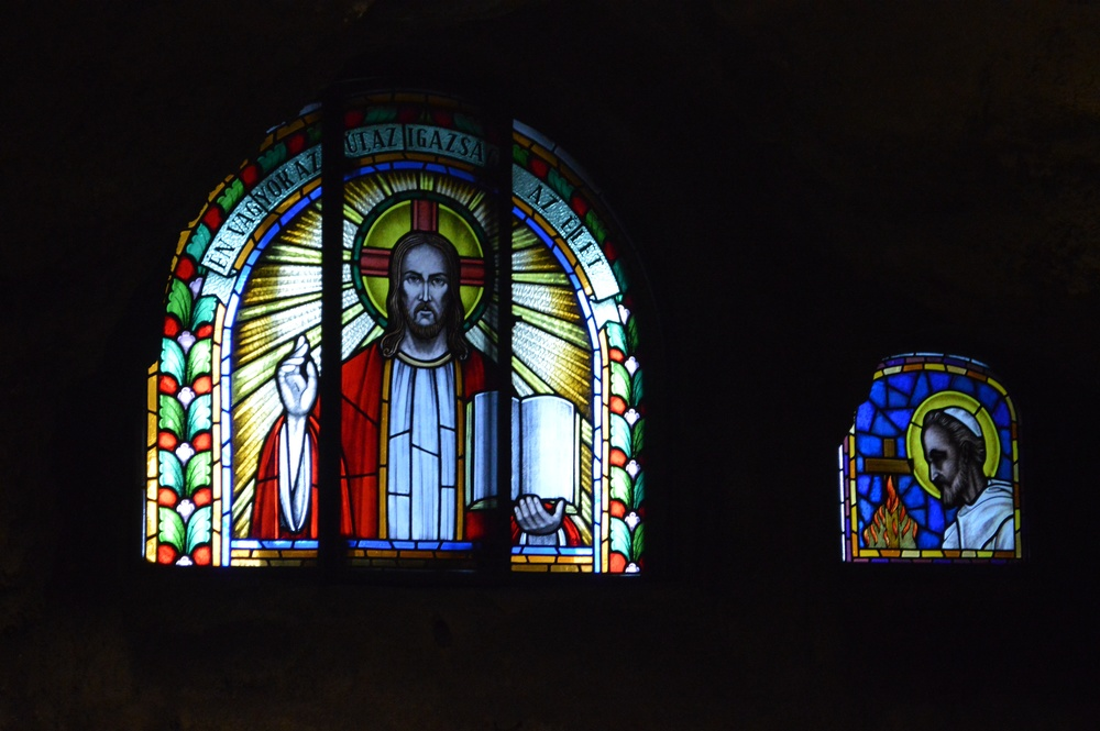 Cave church | budapest