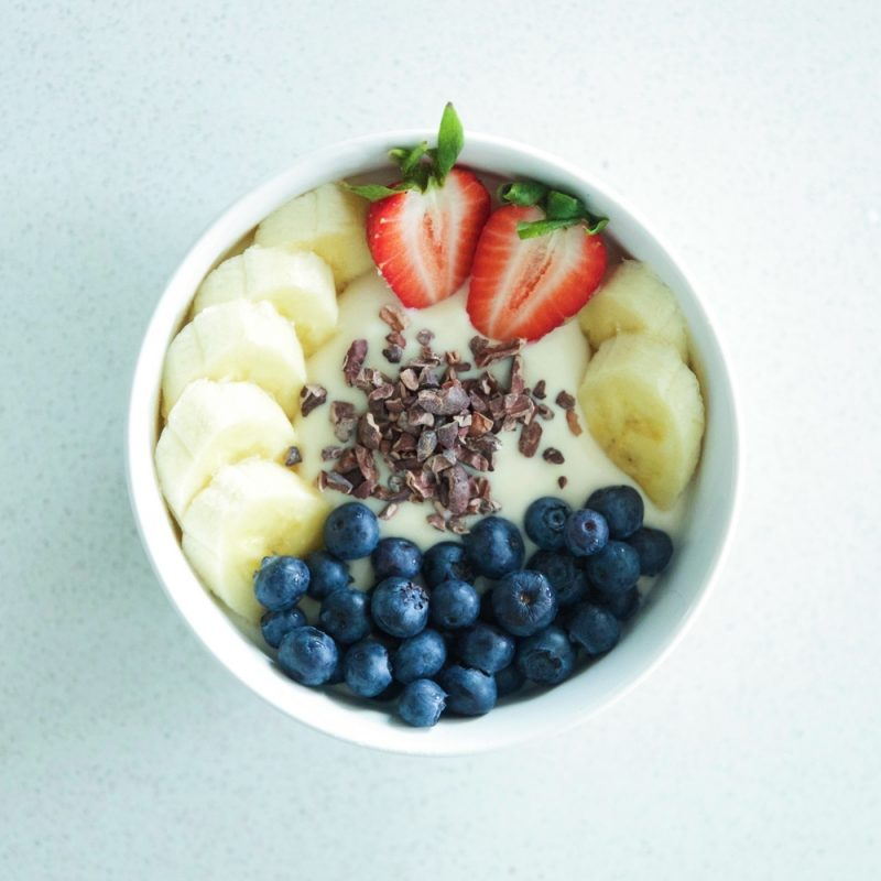 Protein Yogurt Bowl - LaurenSchwaiger.com