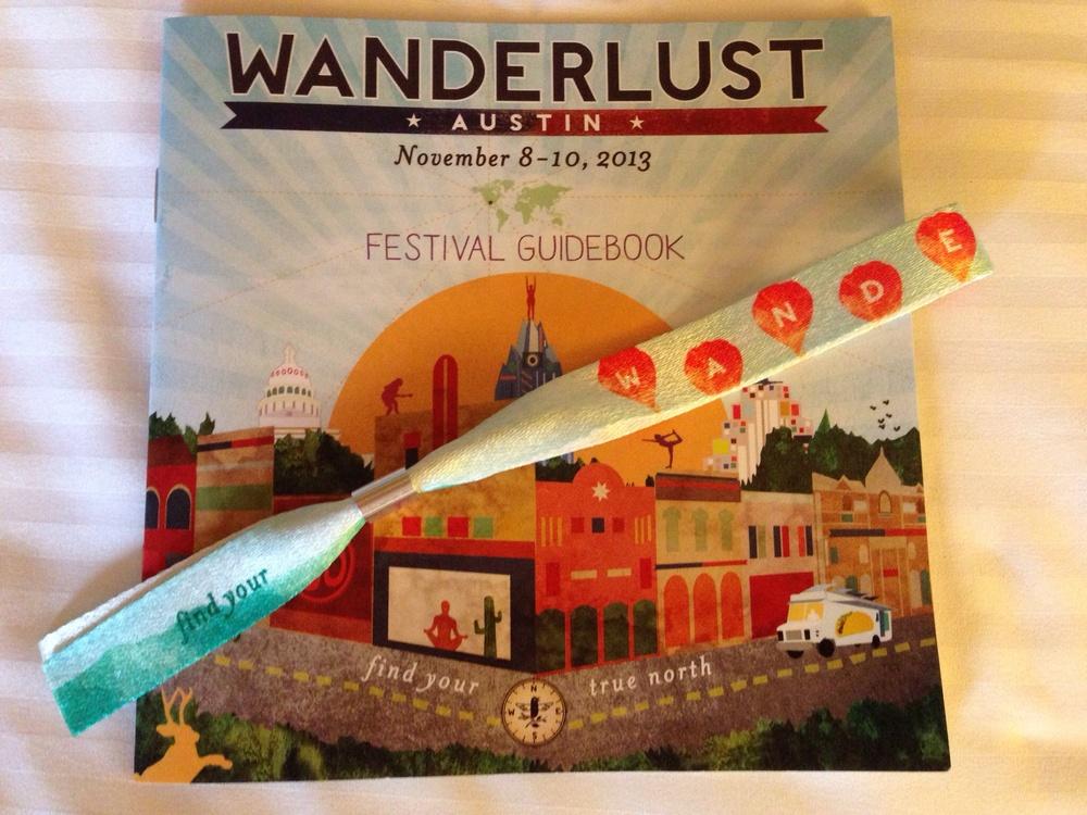 Wanderlust Festival, Austin, TX