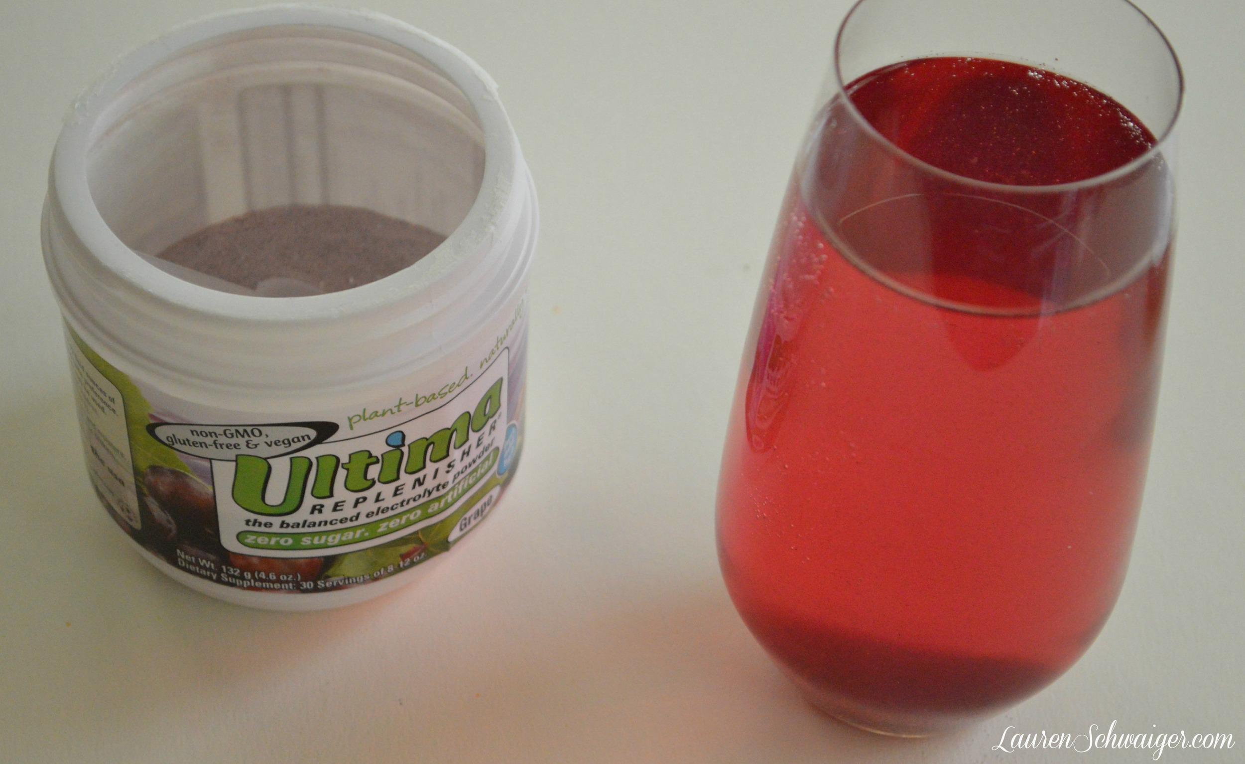 Ultima - Electrolytes - Hydration