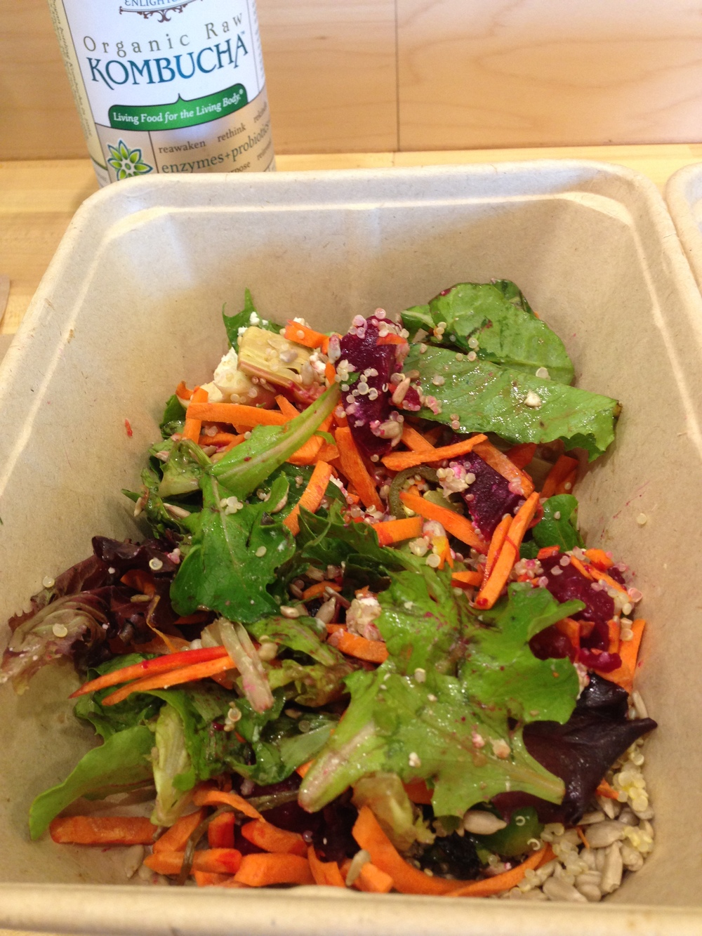 Whole Foods Salad
