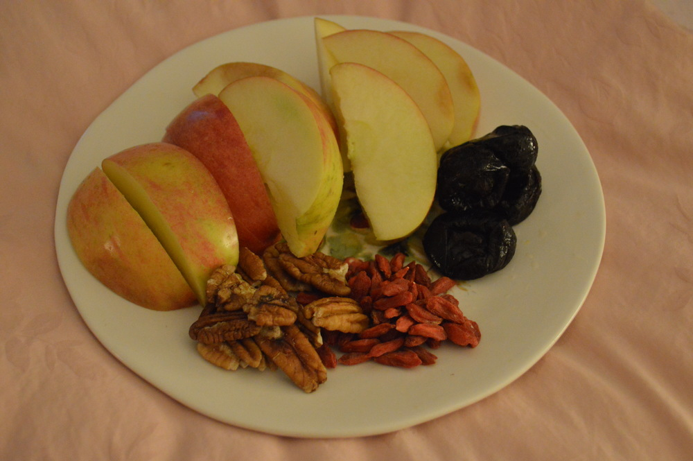 Gala Apple Power Snack