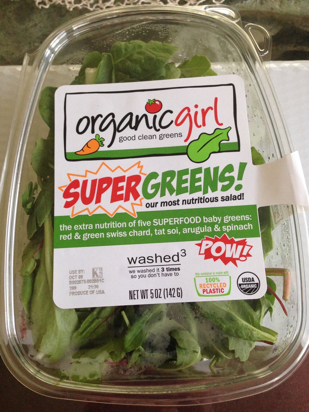 Organic Girl SuperGreens