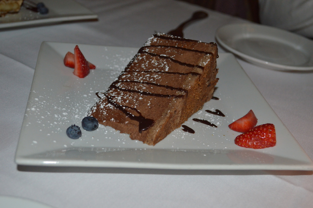 Toscana - Chocolate Mouse Cake