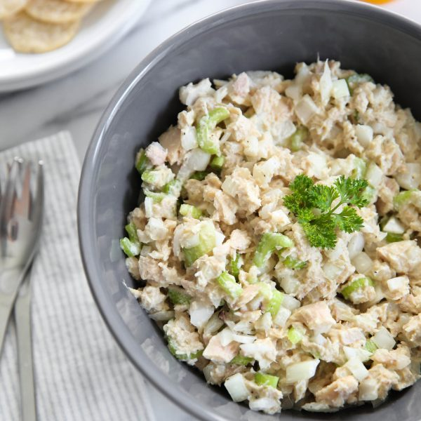 The Best & Healthiest Tuna Salad