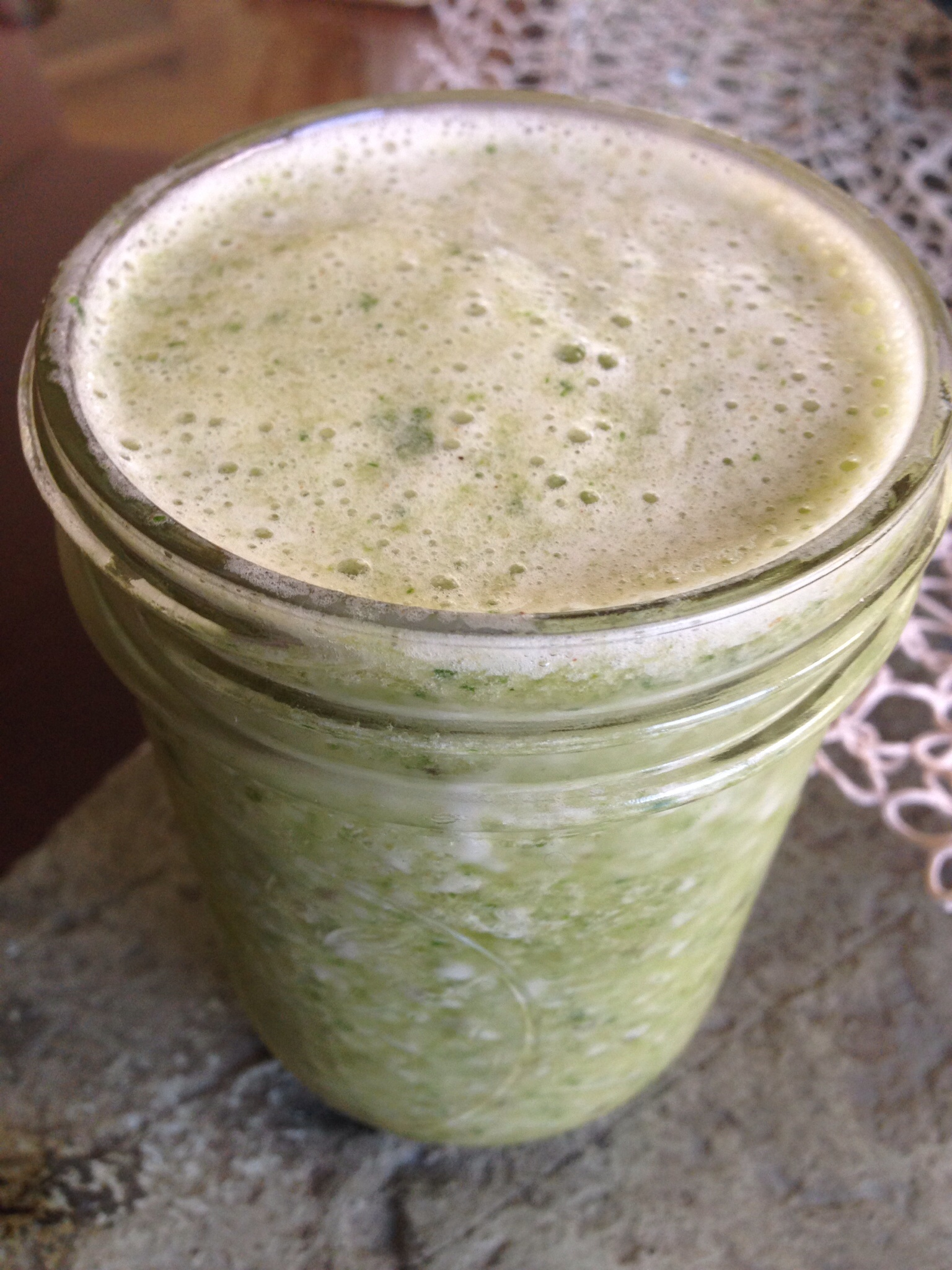 Greeen Smoothie