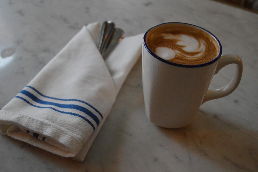 The Marlton Almond Milk Latte