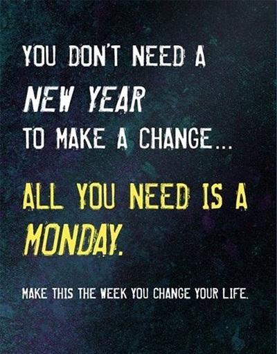 Motivation Monday  - laurenschwaiger.com