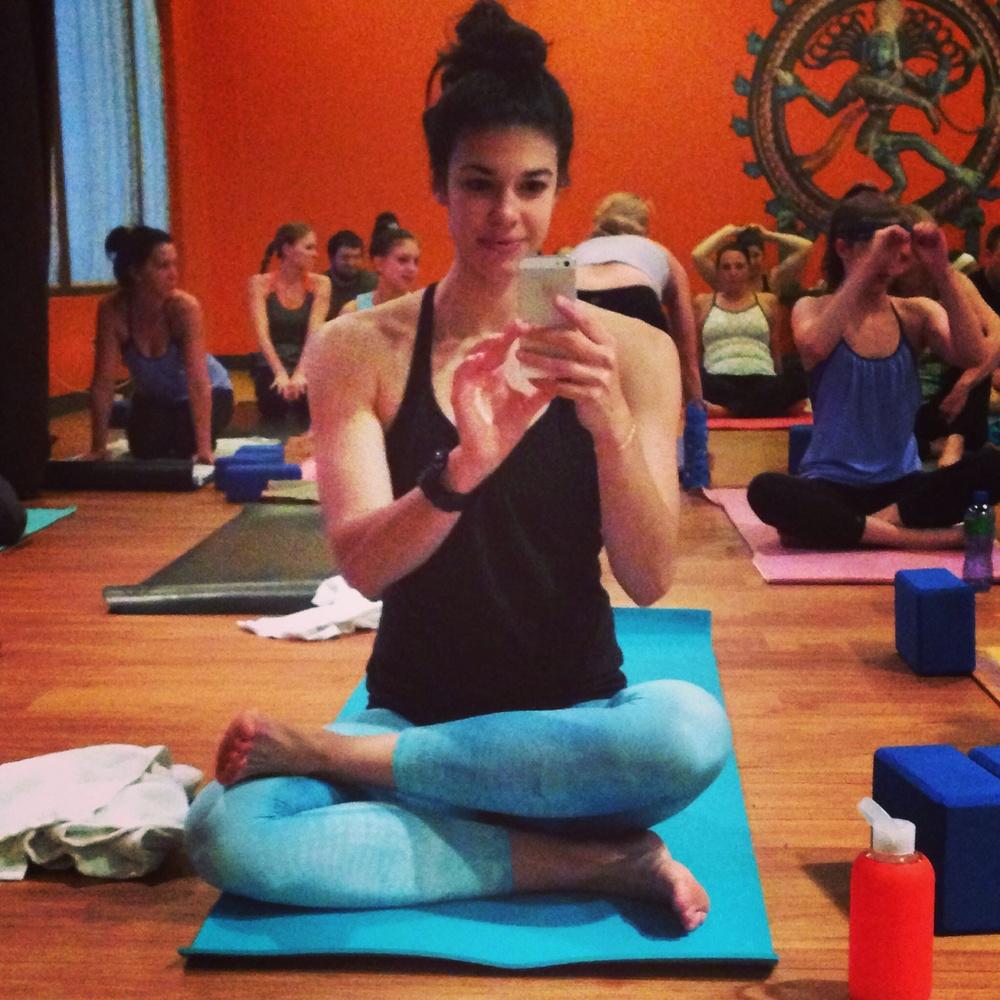 Lauren Schwaiger - Yoga