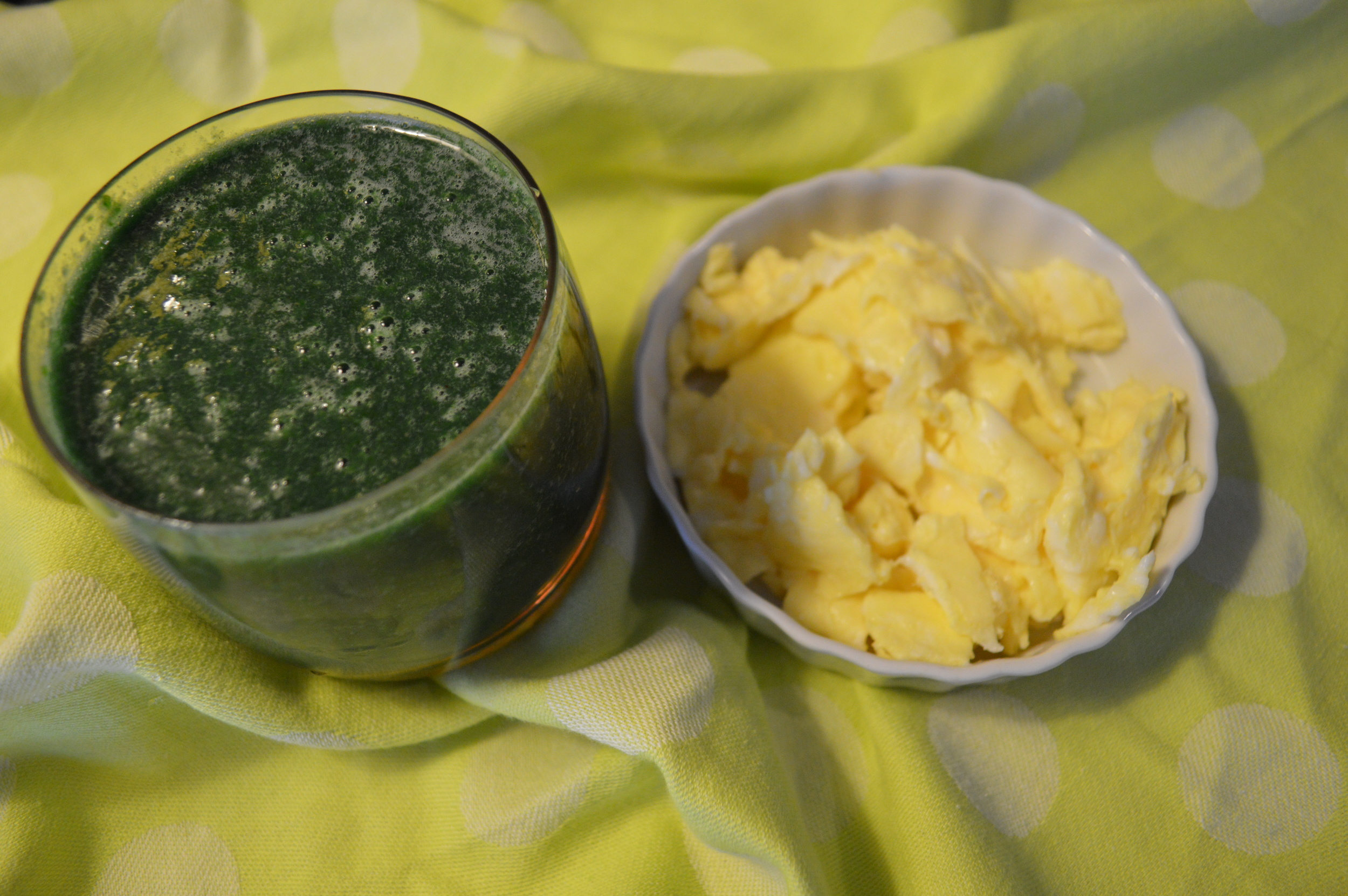 Lean & Green Breakfast