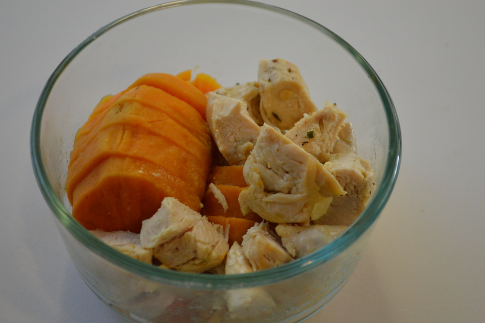 Chicken + Sweet Potato