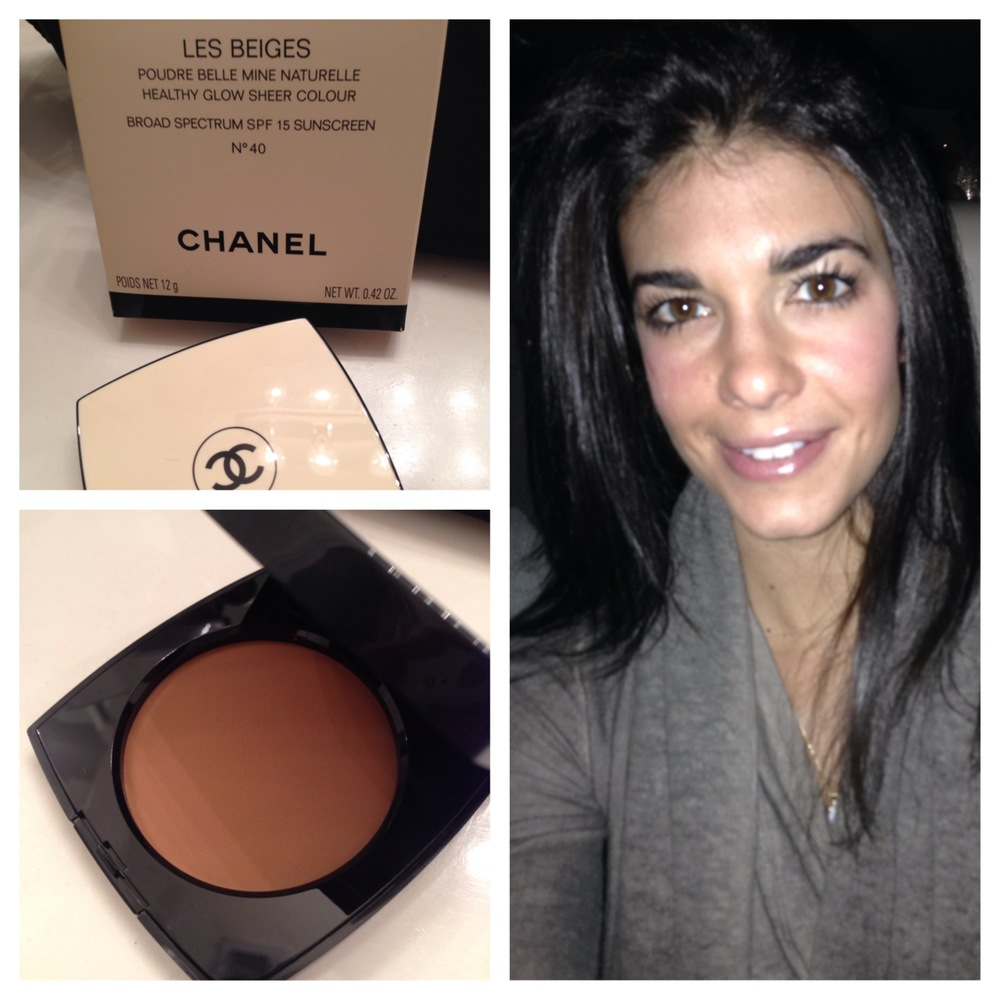 Chanel Healthy Glow Bronzer