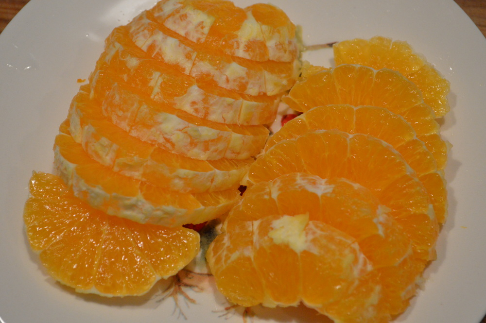 Orange - Fresh Fruit