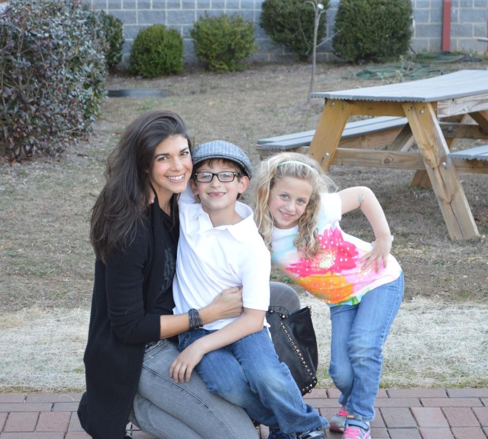 LS, niece & nephew