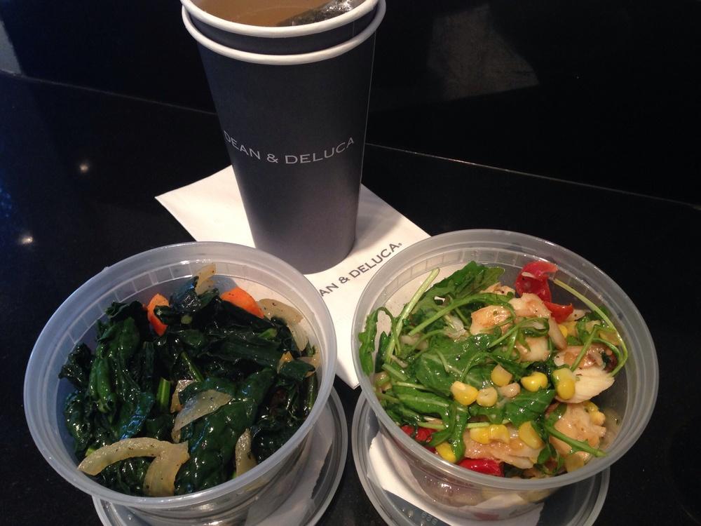 Dean & Deluca Lunch