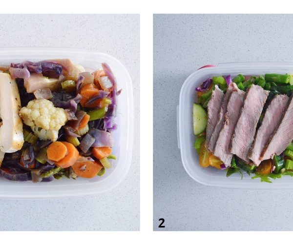Meal Prep & Planning / No. 1