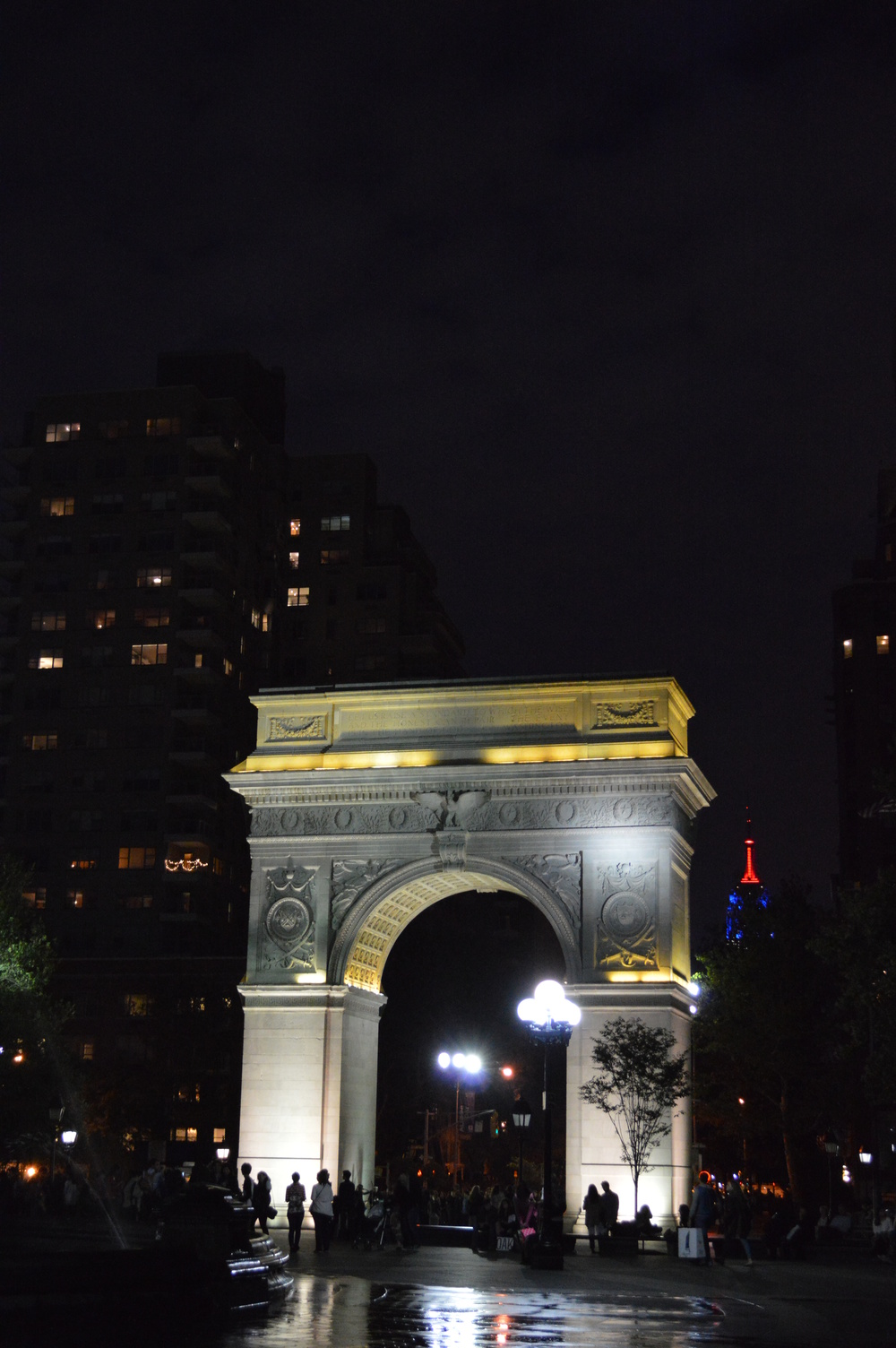Washington Sq Park