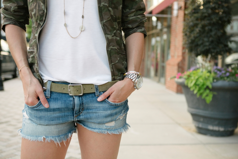 Lauren Schwaiger - Summer Casual - Denim