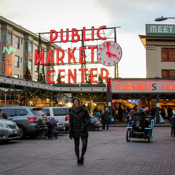 Seattle Photo Diary & Travel Guide
